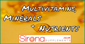 Read more about the article multivitamins minerals and nutrients